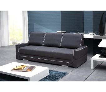 sofa SAMANTA B - rozkładana + pojemnik z kolekcji Laba