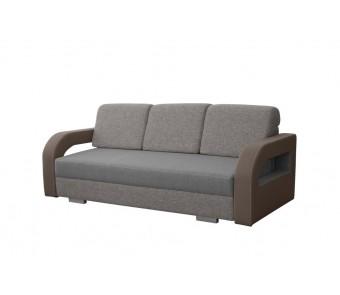 sofa LAURA  - rozkładana + pojemnik z kolekcji Laba
