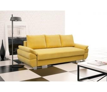 sofa BENITA - rozkładana + pojemnik z kolekcji Laba