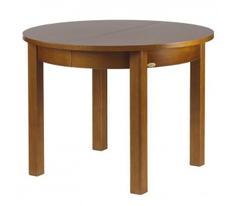 Fameg Stół okrągły rozkładany Ellipse ST- 0931 Dąb z kolekcji FAMEG