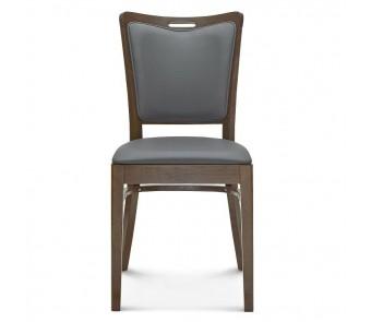 Krzesło COMFY A-423 buk tapicerowane z kolekcji FAMEG