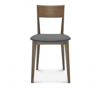 Krzesło A-0620 twarde / tapicerowane z kolekcji FAMEG