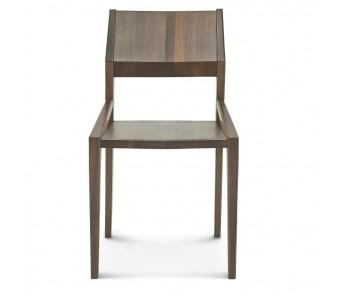 Fameg Krzesło A-1403 buk  twarde / tapicerowane z kolekcji FAMEG