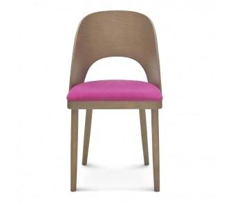 Krzesło A-1411 tapicerowane z kolekcji FAMEG