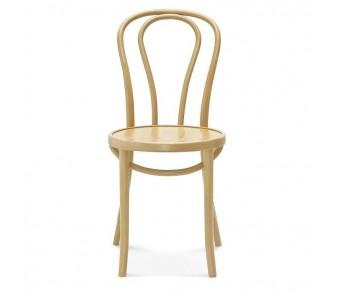 Krzesło A-18 twarde / tapicerowane z kolekcji FAMEG