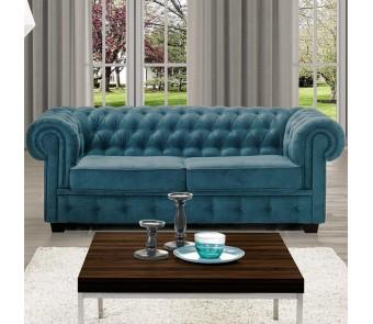 Sofa MANCHESTER 3F / rozkładana z kolekcji EXCLUSIVE