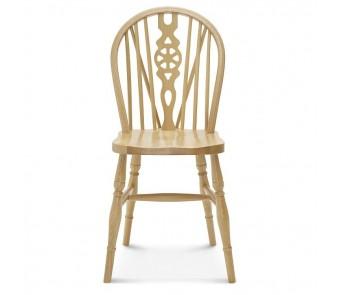 Krzesło A-372 twarde z kolekcji FAMEG