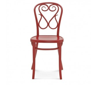 Krzesło A-4 twarde z kolekcji FAMEG