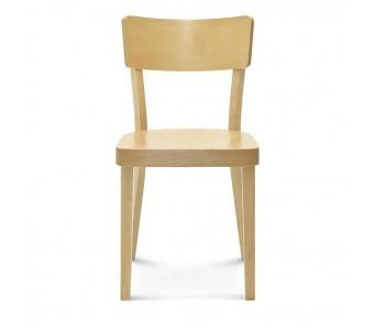 Krzesło SOLID A-9449 buk twarde / tapicerowane z kolekcji FAMEG