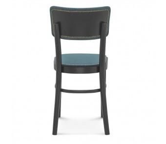 Krzesło NOVO A-9610/1 tapicerowane siedzisko + oparcie + pinezki z kolekcji FAMEG