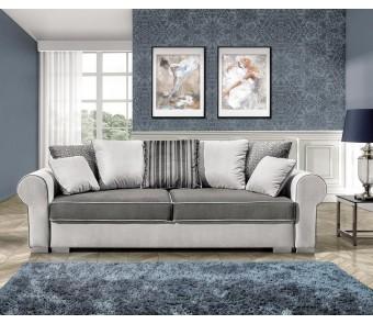 SOFA Deluxe Comfort rozkładana / pojemnik z kolekcji EXCLUSIVE