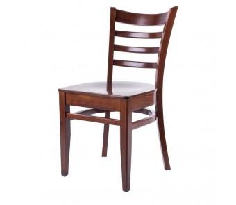 Krzesło BISTRO 2 A-9907 twarde / tapicerowane z kolekcji FAMEG