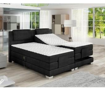 Łóżko hotelowe WAVE 160x200 cm z kolekcji EXCLUSIVE