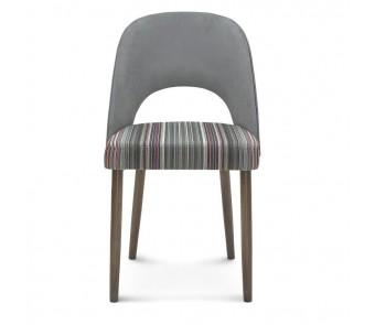 Krzesło ALORA A-1412 dąb tapicerowane z kolekcji FAMEG