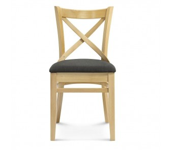 Krzesło BISTRO 1 A-9907/2 twarde / tapicerowane z kolekcji FAMEG