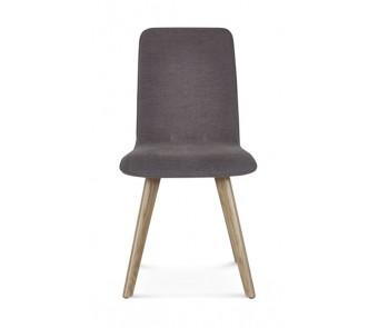 Krzesło CLEO  A-1603 dąb tapicerowane  z kolekcji FAMEG