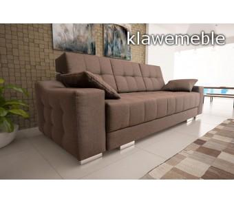 sofa CYNITA - rozkładana + pojemnik z kolekcji Laba