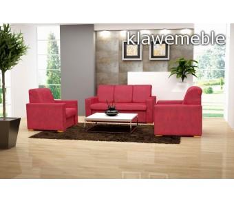 sofa EWELINA 3 - rozkładana + pojemnik z kolekcji Laba