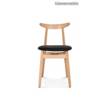 Krzesło FINN A-1609 buk twarde / tapicerowane  z kolekcji FAMEG