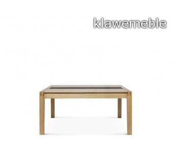 Fameg Stół prostokąt Lennox ST-1405 rozkładany Dąb z kolekcji FAMEG