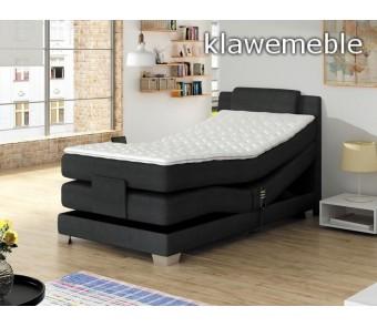 Łóżko WAVE 100  100x200 cm z kolekcji EXCLUSIVE