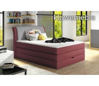 Łóżko AMALFI 120x200 cm z kolekcji EXCLUSIVE