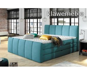 Łóżko hotelowe FRESCO 140x200 cm z kolekcji EXCLUSIVE