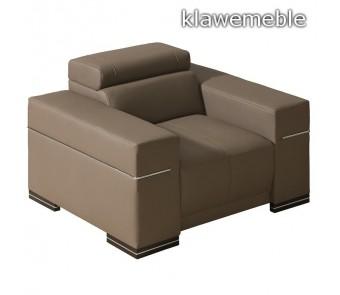 Fotel PARYS 1/2B z kolekcji Sjesta