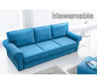 sofa BUKIET - rozkładana + pojemnik z kolekcji Laba