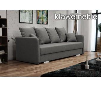 sofa IVET - rozkładana + pojemnik z kolekcji Laba