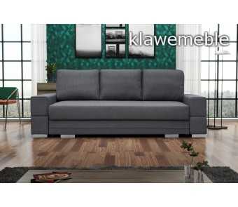sofa SOFIA - rozkładana + pojemnik z kolekcji Laba