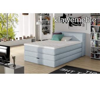 Łóżko AQUA 140x200 cm z kolekcji EXCLUSIVE