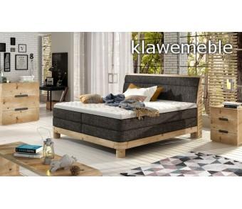 Łóżko DONNA 180x200 cm z kolekcji EXCLUSIVE