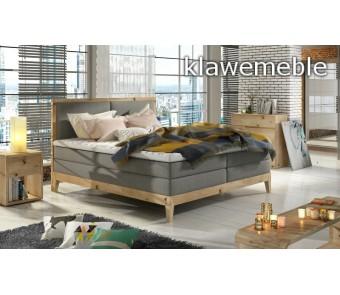 Łóżko IDA 160x200 cm z kolekcji EXCLUSIVE