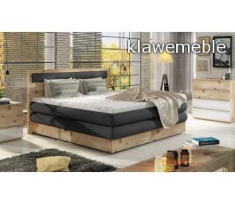 Łóżko DIORI 140 x 200 cm z kolekcji EXCLUSIVE