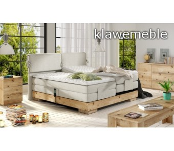 Łóżko VALVA 140x200 cm z kolekcji EXCLUSIVE