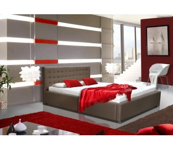 Łóżko Sułtan V tapicerowane 180x200 z kolekcji SUŁTAN