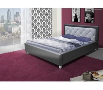 Łóżko Sułtan VI tapicerowane 160x200 z kolekcji SUŁTAN