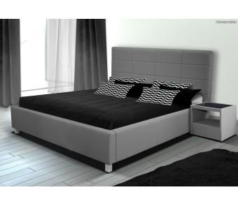 Łóżko Sułtan IX tapicerowane 160x200 z kolekcji SUŁTAN