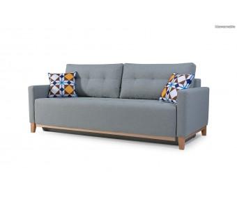 sofa ARIEL - rozkładana + pojemnik z kolekcji Laba