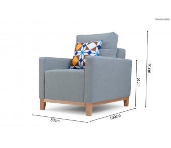 Fotel ARIEL  z kolekcji Laba