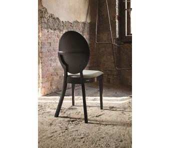 Krzesło DIANA A-0253 tapicerowane z kolekcji FAMEG