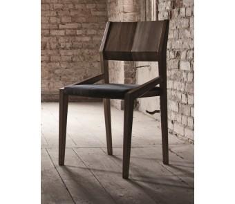 Krzesło ARCOS A-1403 buk  twarde / tapicerowane z kolekcji FAMEG