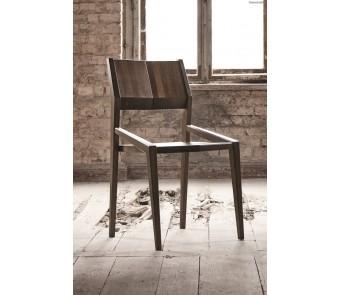Krzesło ARCOS A-1403 dąb twarde / tapicerowane z kolekcji FAMEG