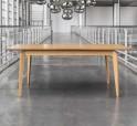 Fameg Stół  ST-1606 rozkładany Dąb z kolekcji FAMEG