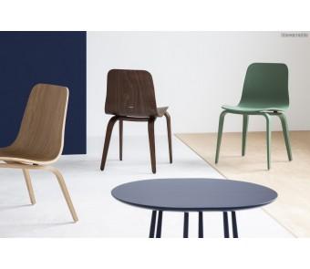 Krzesło A-1802 hips twarde/tapicerowane siedzisko z kolekcji FAMEG