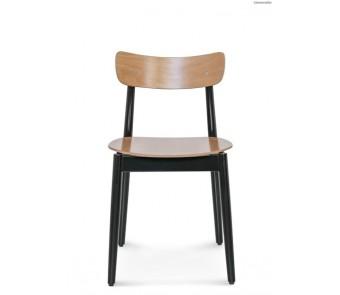 Krzesło NOPP A-1803  twarde / tapicerowane siedzisko z kolekcji FAMEG