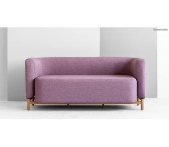Sofa Polar BB-1806  Dąb tapicerowana z kolekcji FAMEG