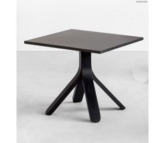 Stolik kwadratowy STK-1711 Hey Dąb z kolekcji FAMEG