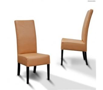 Krzesło proste z oparciem wys.107 z kolekcji ArtStyl